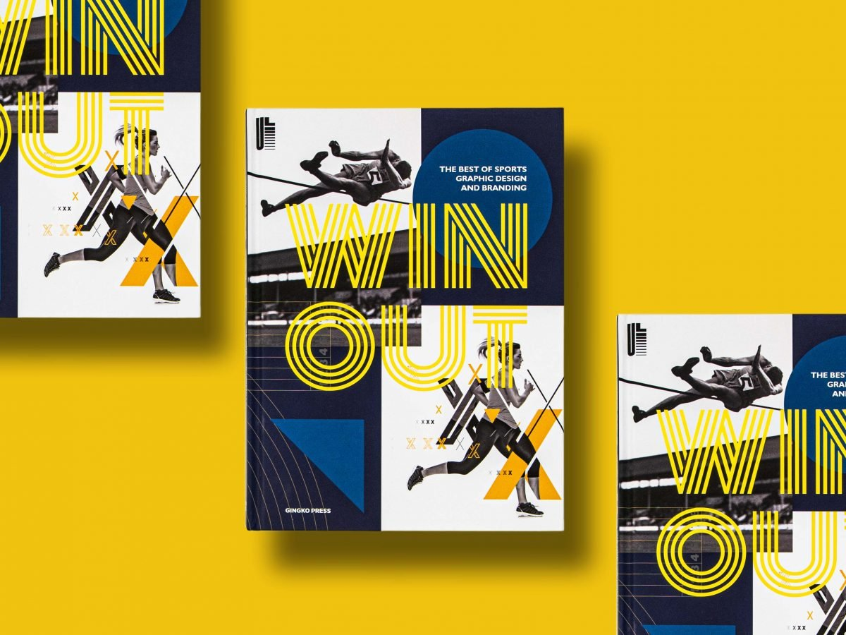 WIN OUT: The best of Sports Graphic Design and Branding - Showcases Lodestar Apparel Brand design by Crate47. Front Cover
