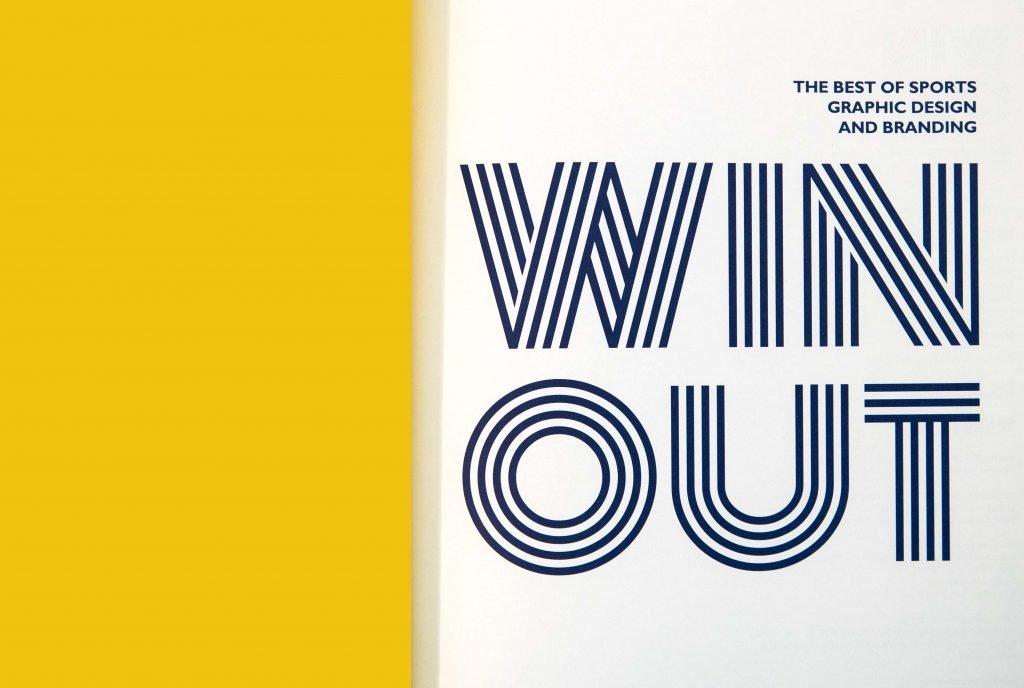 Crate47 Lodestar apparel brand design featured in 'WIN OUT - The best of Sports Graphic Design and Branding'